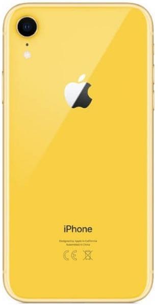 Apple iPhone Xr 128Gb yellow